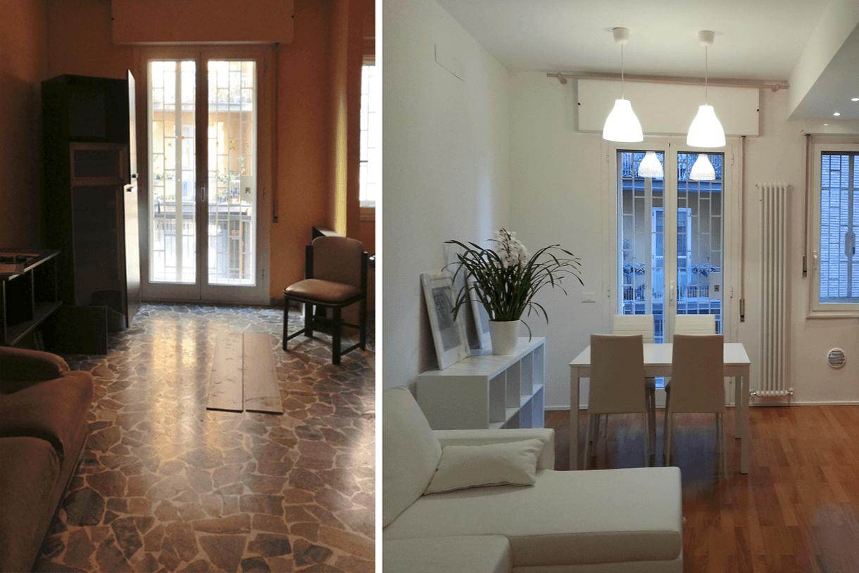 Casa S. /Bologna