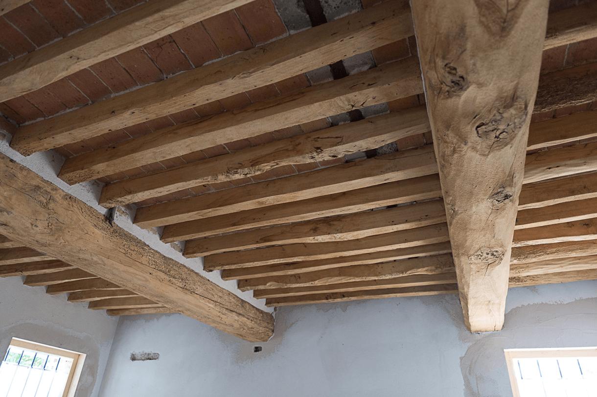 Casa e fienile b galliera bbp ingegneria for Fienile casa piani casa