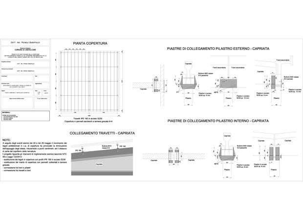 Capannone Industriale S. /Crevalcore