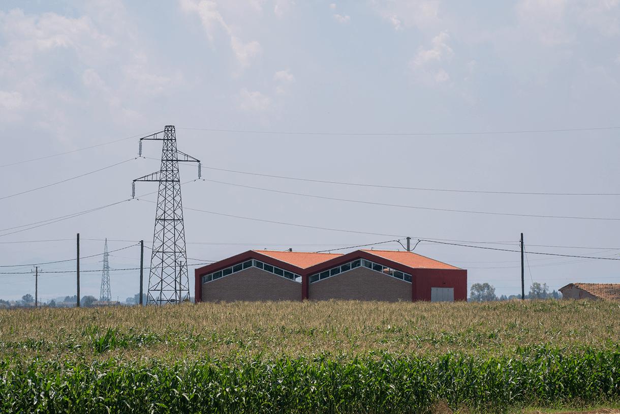 Fabbricato Rurale B. /Sant'Agata Bolognese