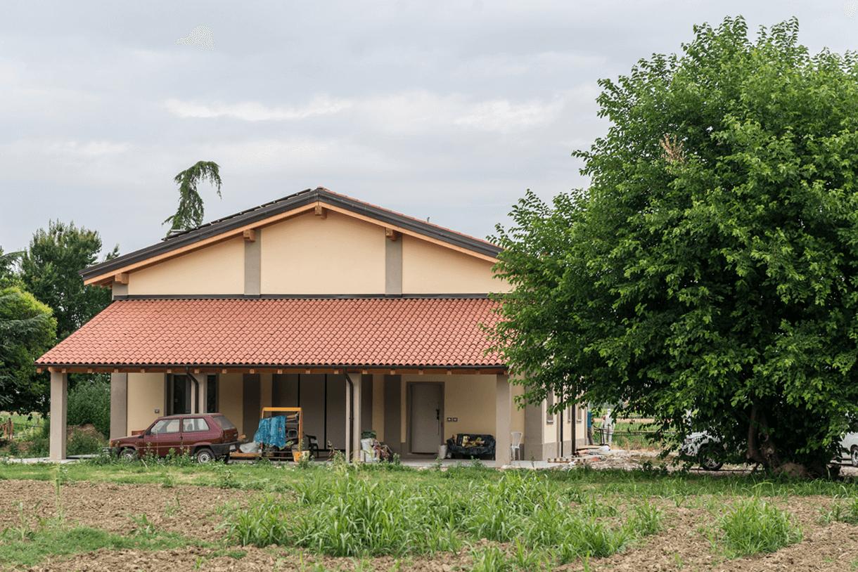 Fabbricato Rurale B. /Bologna