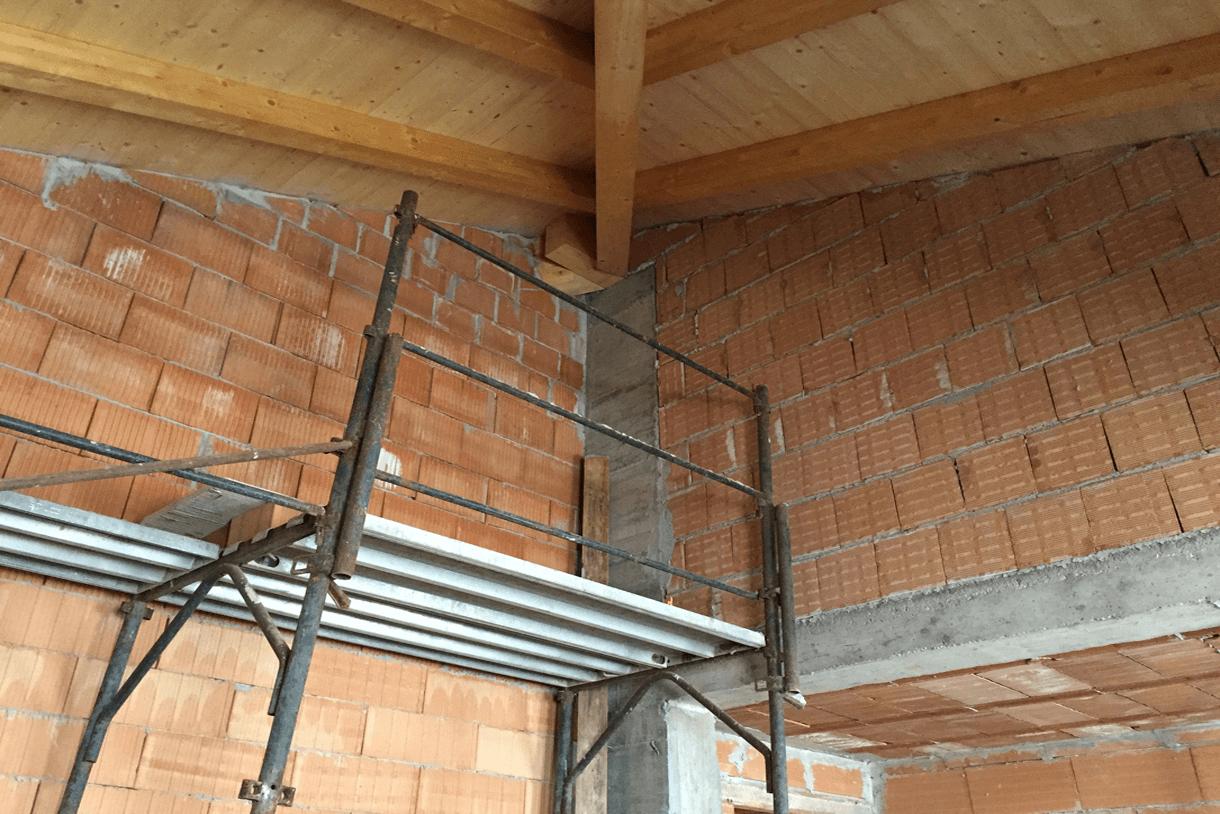 Strutturale Palazzina T. /Castello d'Argile